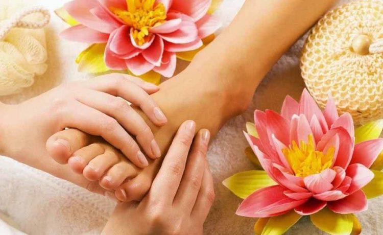 Foot Massage Benefits